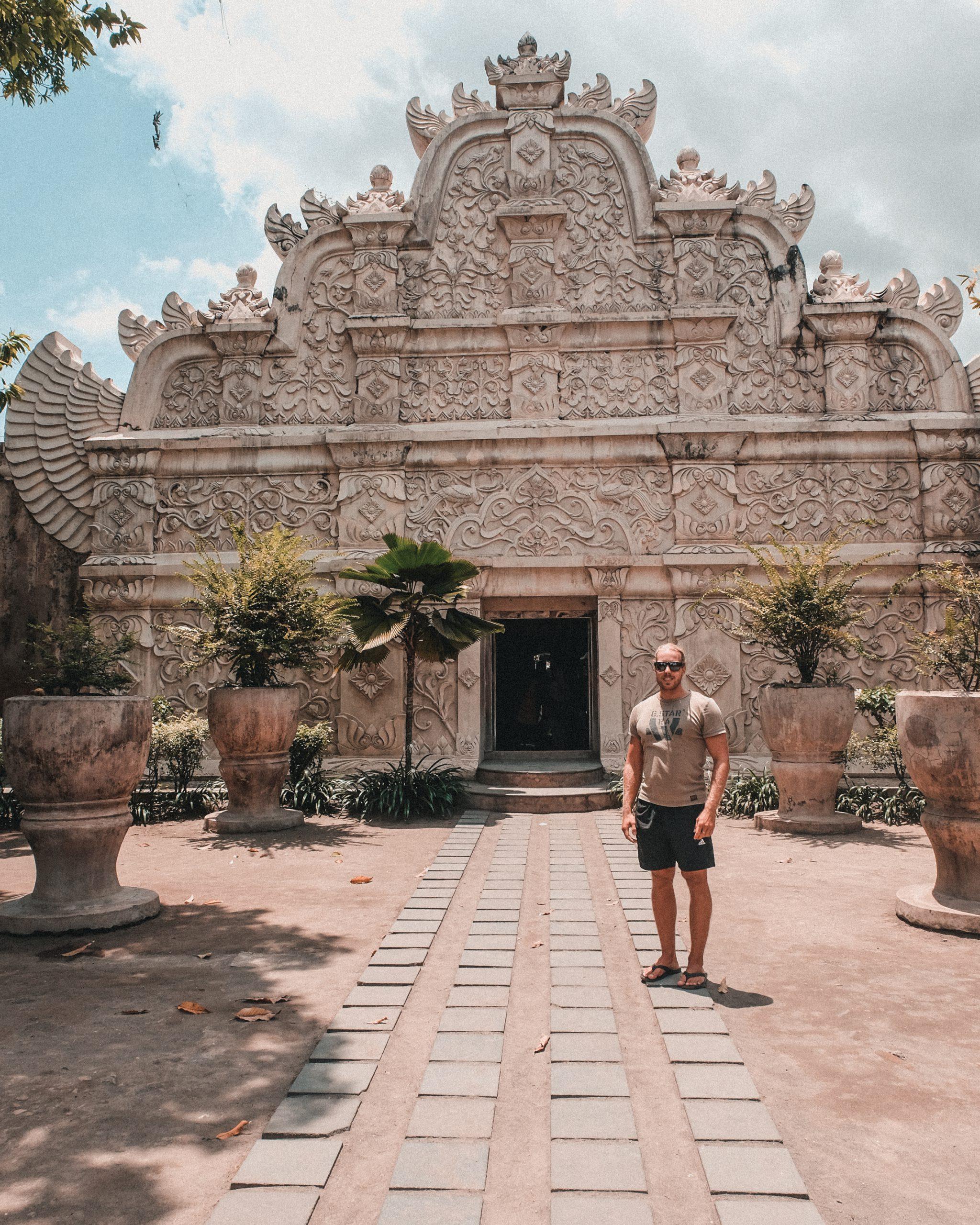 taman sari water castle